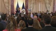 US Tillerson Human Rights (NR Lon)