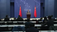 China MOFA Briefing
