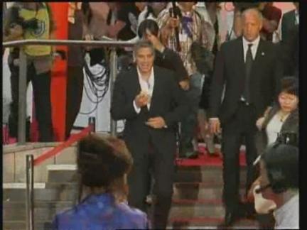 Entertainment Tokyo Clooney