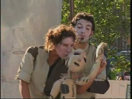 (HZ) France  Puppets