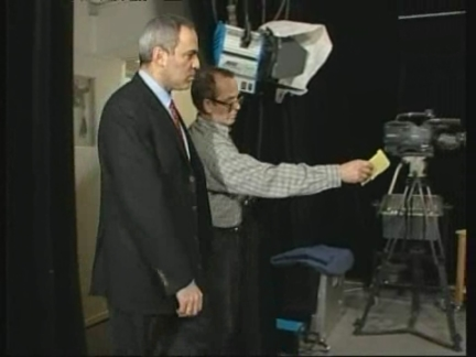 Russia Kasparov