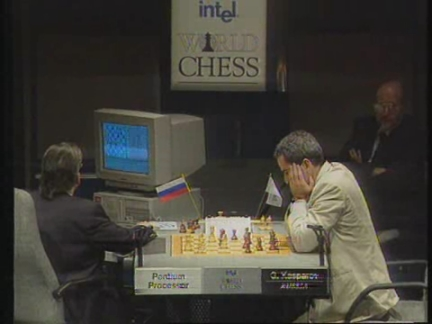 UK - Computer Beats Chess Champion