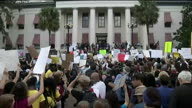 US FL Shooting Students Rally 2 (Lon NR)