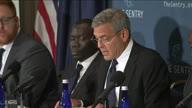 US DC Clooney Sudan (CR)