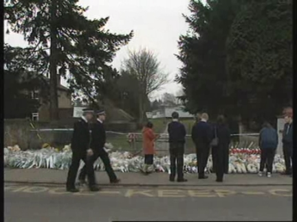 UK: SCOTLAND: DUNBLANE SCHOOL MASSACRE (8)