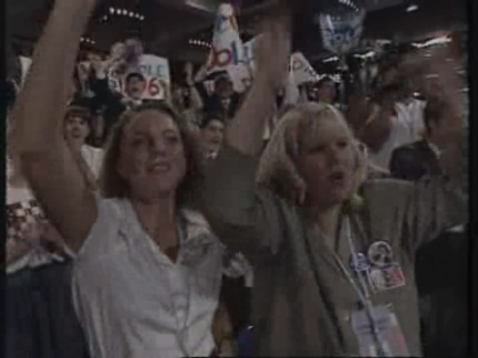 USA: SAN DIEGO: DOLE AND KEMP'S FINAL SPEECHES UPDATE