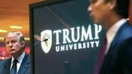 US Trump Univ QA (CR)