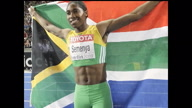 Athletics Semenya