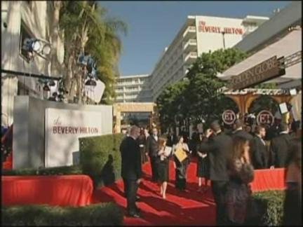 Entertainment LA Golden Globes
