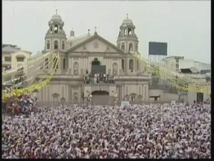 Philippines Procession