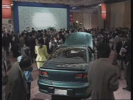 JAPAN : TOYOTA TO MARKET US GENERAL MOTORS MADE CAVALIER SEDAN
