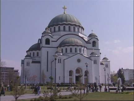 Serbia Easter