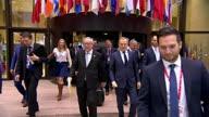++Belgium EU Tusk Juncker