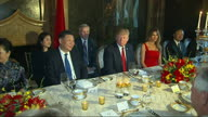 US Trump Xi Dinner (Lon NR)