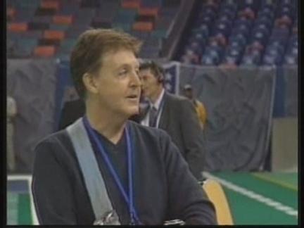 Entertainment Europe: Paul McCartney