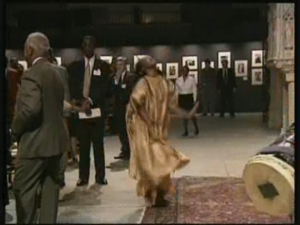 USA: NEW YORK: SOUTH AFRICAN PRESIDENT NELSON MANDELA VISIT