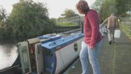 Couple travelling on narrowboat left stranded for four days due to a fault in lock