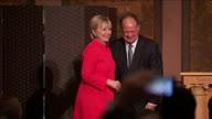 US DC Hillary Clinton (Lon NR)