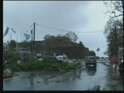 Martinique Hurricane 3