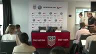 Soccer WWC USA