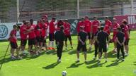 Soccer Atletico Madrid
