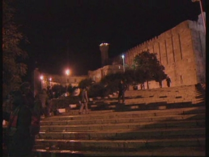 ISRAEL: TOMB OF THE PATRIARCHS REOPENED