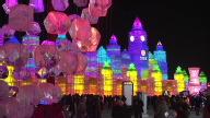 Entertainment China Ice Festival