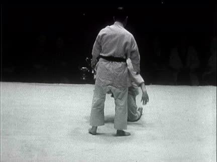 Judo at the Stadium Club