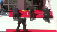 France Cannes carpet