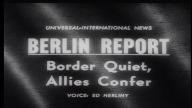 Berlin Report