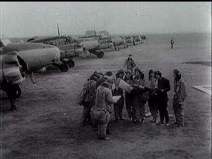 RAF In Training