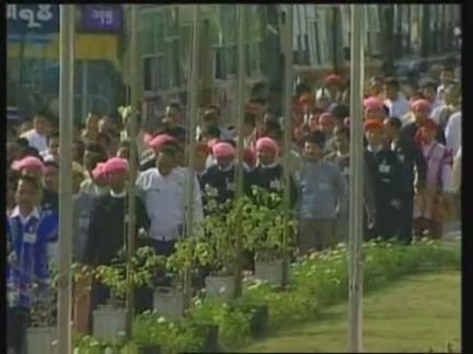 Myanmar Convention