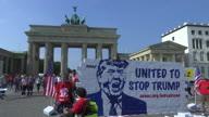 Germany Trump Wall 3