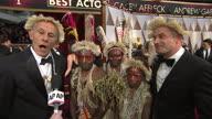 US Oscar Arrivals Politics 2