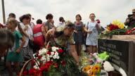 Ukraine MH17 Anniversary