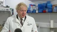 UK PM Virus Brexit
