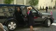 France G7 Arrivals