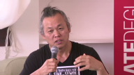 Entertainment Italy Kim Ki Duk presser
