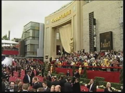 Entertainment LA Oscar arrivals