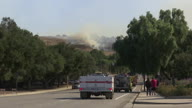 US CA Wildfire Evacuees
