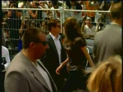 DV Jolie Pitt Red Carpet