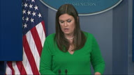 US WH Briefing (CR)
