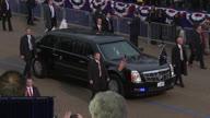 Archive US Inauguration Probe
