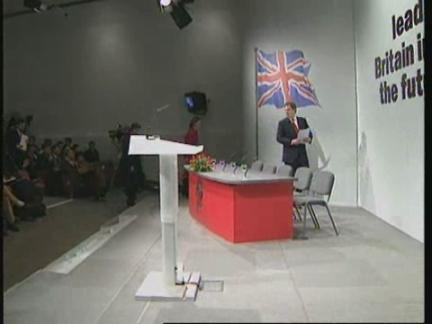 UK: LABOUR PARTY LAUNCHES UNOFFICIAL ELECTION CAMPAIGN