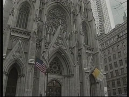 USA: NEW YORK: ANNUAL EASTER PAGEANT