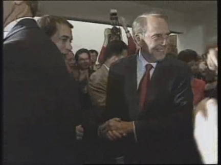 USA: WASHINGTON:  BOB DOLE TO RESIGN AS LEADER IN SENATE UPDATE