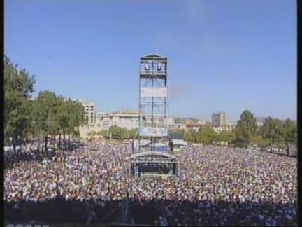SOUTH AFRICA: MANDELA ON NEW STAMP