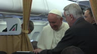 Vatican Pope Plane