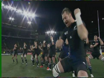 SNTV Features Rugby RWC 1