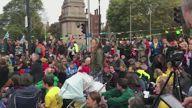 UK Blocking Lambeth Bridge 2